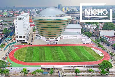 ลู่วิ่ง โรงเรียนโยธินบูรณะ - Nicho ไนโซ