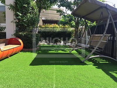 หญ้าเทียม หมู่บ้านมัณฑนา รามอินทรา-วงแหวน - Nicho ไนโซ