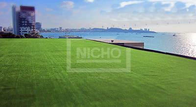 หญ้าเทียมตกแต่ง Cape Dara Pattaya - Nicho ไนโซ