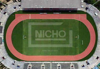 ลู่วิ่ง สนามกีฬากองทัพบก - Nicho ไนโซ