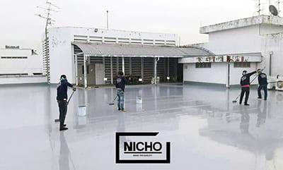 กันซึมดาดฟ้า สำนักงานการตรวจสอบเงินแผ่นดิน (สตง.) - Nicho ไนโซ