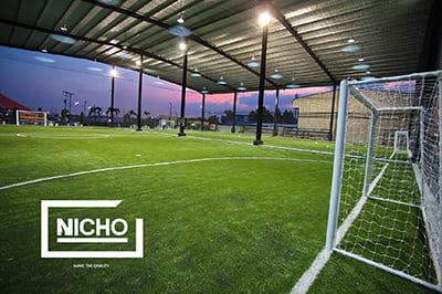 สนามฟุตบอล หญ้าเทียม Dragon Ball Club บางปะอิน - Nicho ไนโซ