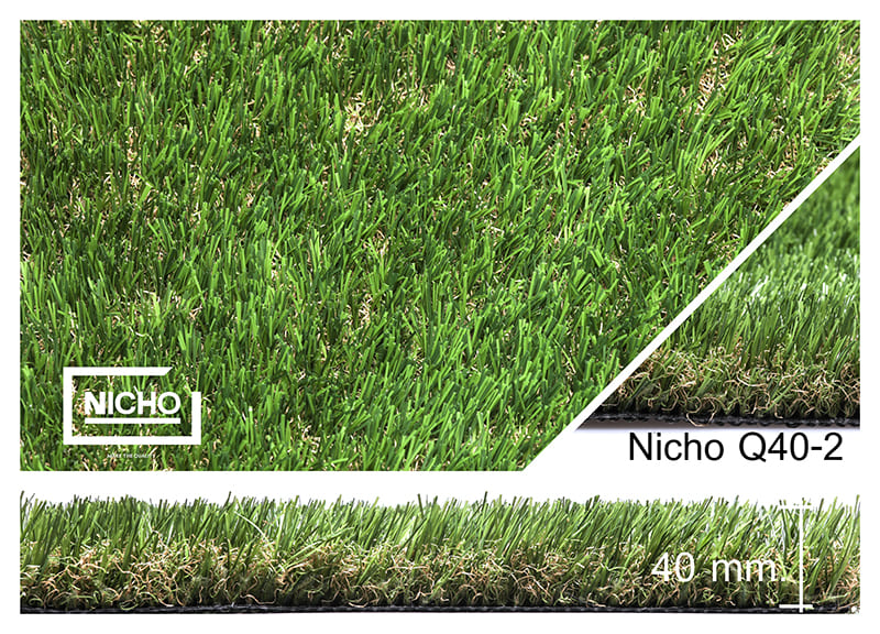 หญ้าเทียม Nicho Q40-2