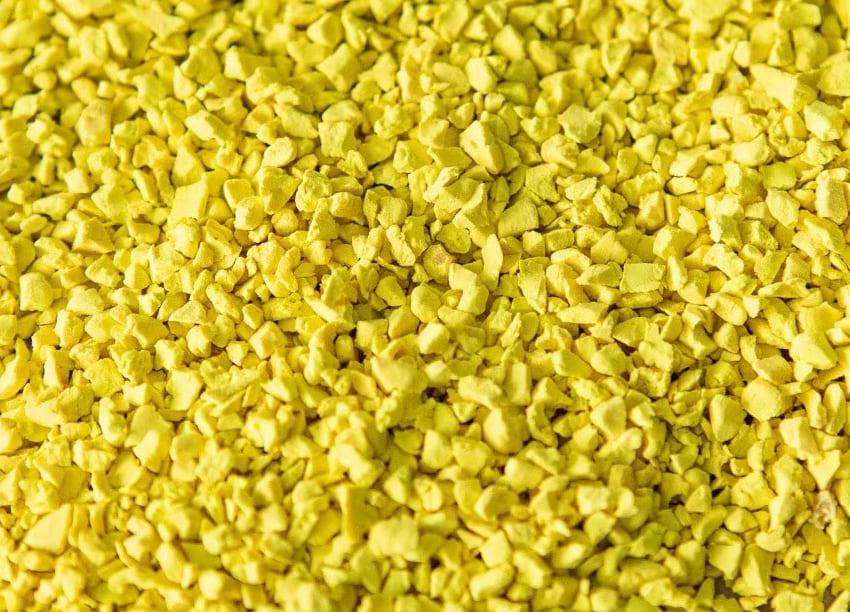 Nicho E005-207M Yellow