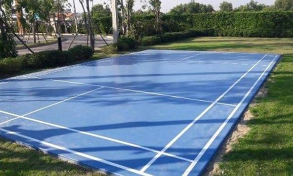 ผลงาน สนามวอลเลย์บอล (Volleyball)