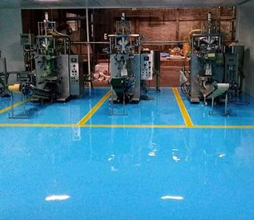 พื้นโรงงาน